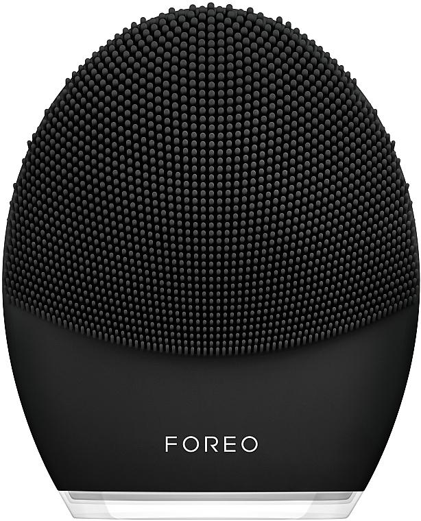 Gesichts- und Bartreinigungsgerät für Männer schwarz - Foreo Luna 3 Men