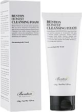 Düfte, Parfümerie und Kosmetik Gesichtsreinigungsschaum - Benton Honest Cleansing Foam