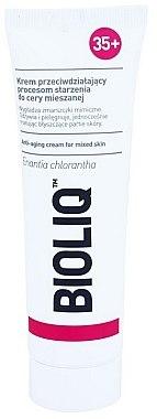 Anti-Falten Gesichtscreme für Mischhaut 35+ - Bioliq 35+ Face Cream
