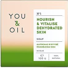 Düfte, Parfümerie und Kosmetik Pflegende Seife für dehydrierte Haut - You & Oil Nourishing Soap for Dehydrated Skin
