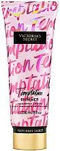 Düfte, Parfümerie und Kosmetik Körperlotion - Victoria's Secret Temptation Shimmer Body Lotion