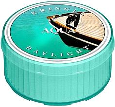 Düfte, Parfümerie und Kosmetik Duftkerze Daylight Aqua - Kringle Candle Aqua Daylight
