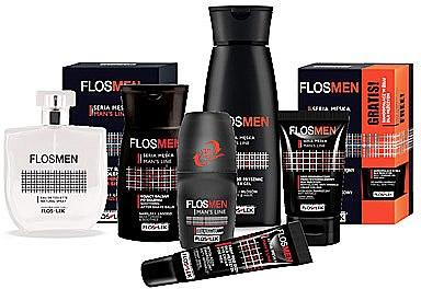 Regenerierende Anti-Falten Gesichtscreme für Herren - Floslek Flosmen Revitalizing Anti-Wrinkle Cream For Men — Bild N2