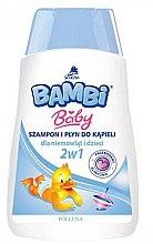 Düfte, Parfümerie und Kosmetik Baby Shampoo & Duschgel 2in1 - Pollena Savona Bambi 2in1 Shampoo & Shower Gel