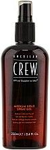 Düfte, Parfümerie und Kosmetik Styling-Sprühgel für das Haar mittlerer Halt - American Crew Classic Spray Gel