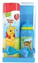 Düfte, Parfümerie und Kosmetik Pflegeset für Kinder - Disney Winnie The Pooh (Badeschaum 500ml + Trinkflasche)