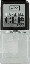 Düfte, Parfümerie und Kosmetik Gelnägel Unterlack - Wibo Incredible Gel Base