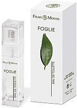 Düfte, Parfümerie und Kosmetik Frais Monde Foglie - Eau de Toilette