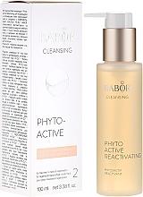 Düfte, Parfümerie und Kosmetik Gesichtsreinigungsgel mit Extrakt aus Süßmandel-Blüten, grünem Kaffee und Ginkgo Biloba - Babor Cleansing Phytoactive Reactivating