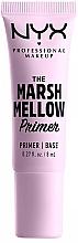 Düfte, Parfümerie und Kosmetik Glättender Gesichtsprimer - NYX Professional The Marshmellow Primer (Mini)