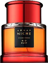 Düfte, Parfümerie und Kosmetik Armaf Niche Red Ruby - Eau de Parfum