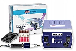 Düfte, Parfümerie und Kosmetik Nagelfräsmaschine RE 00016 - Ronney Profesional Nail Drill 40W