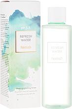 Düfte, Parfümerie und Kosmetik Erfrischendes Gesichtstonikum mit Peeling-Effekt - Heimish Refresh Water Clean Up Peeling Water