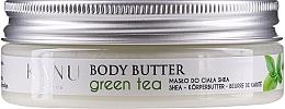 Düfte, Parfümerie und Kosmetik Masło do ciała Zielona herbata - Kanu Nature Green Tea Body Butter
