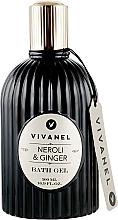 Düfte, Parfümerie und Kosmetik Badegel Neroli & Ginger - Vivian Gray Vivanel Neroli & Ginger