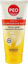 Düfte, Parfümerie und Kosmetik Feuchtigkeitsspendende Pflegecreme gegen rissige Fersen - Astrid Cream For Cracked Heels Peo