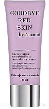 Düfte, Parfümerie und Kosmetik Beruhigende Gesichtsmaske gegen Rötungen - Nacomi Goodbye Red Skin Mask