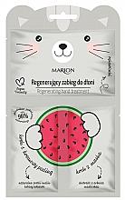 Düfte, Parfümerie und Kosmetik Regenerierende Handbehandlung mit Wassermelone - Marion Funny Animals Regenerating Hand Treatment
