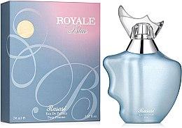 Düfte, Parfümerie und Kosmetik Rasasi Royale Blue - Eau de Parfum