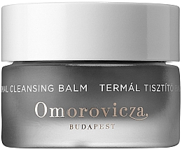 Düfte, Parfümerie und Kosmetik Reinigendes Gesichtsbalsam mit heilendem ungarischen Moor-Schlamm - Omorovicza Thermal Cleansing Balm (Mini)