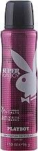 Düfte, Parfümerie und Kosmetik Playboy Super Playboy For Her - Parfümiertes Deospray