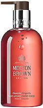 Düfte, Parfümerie und Kosmetik Flüssige Handseife Ingwer & Lilie - Molton Brown Heavenly Gingerlily