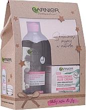 Düfte, Parfümerie und Kosmetik Gesichtspflegeset - Garnier (Gesichtscreme 50ml + Mizellenwasser 400ml)