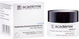 Düfte, Parfümerie und Kosmetik Augenkonturengel mit Liposomen - Academie Liposomes Eye Contour Gel