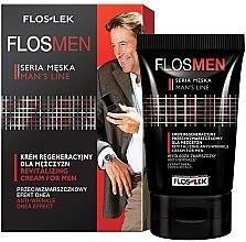 Regenerierende Anti-Falten Gesichtscreme für Herren - Floslek Flosmen Revitalizing Anti-Wrinkle Cream For Men — Bild N1