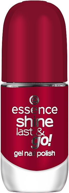 Nagellack mit Gel-Effekt - Essence Shine Last & Go! Gel Nail Polish