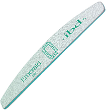 Düfte, Parfümerie und Kosmetik Nagelfeile Smaragd 180/180 - IBD Emerald File