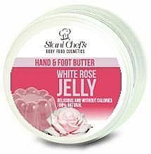Düfte, Parfümerie und Kosmetik Hand- und Fußbutter mit weißer Rosengelee - Stani Chef's Hand And Foot Butter White Rose Jelly