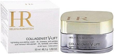 Straffende Anti-Falten Tagescreme - Helena Rubinstein Collagenist V-Lift Tightening Resculpting Cream — Bild N1