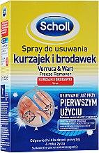 Düfte, Parfümerie und Kosmetik Spray gegen Warzen - Scholl Dandruff and Warts Removing Spray