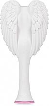 Düfte, Parfümerie und Kosmetik Haarbürste weiß-rosa - Tangle Angel Cherub 2.0 White