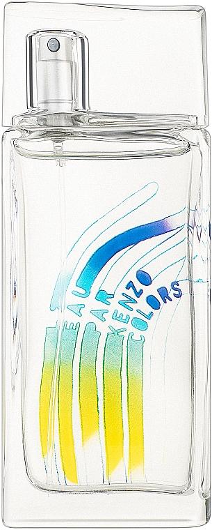 Kenzo L'Eau Par Kenzo Colors Edition Pour Homme - Eau de Toilette