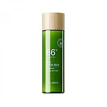 Düfte, Parfümerie und Kosmetik Feuchtigkeitsspendende Gesichtsemulsion mit 86% Aloe Vera-Saft - The Saem Jeju Fresh Aloe Emulsion