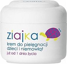 Düfte, Parfümerie und Kosmetik Pflegecreme für Kinder und Babys - Ziaja Body Cream for Kids