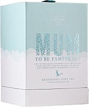 Düfte, Parfümerie und Kosmetik Körperpflegeset - Scottish Fine Soaps Mum To Be Pamper Gift Set (Duschgel 75ml + Badeschaum 75ml + Körperbutter 75ml + Seife 40ml)