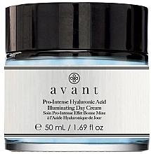Düfte, Parfümerie und Kosmetik Aufhellende Tagescreme für das Gesicht mit Hyaluronsäure - Avant Pro-Intense Hyaluronic Acid Illuminating Day Cream
