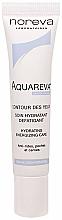 Düfte, Parfümerie und Kosmetik Feuchtigkeitsspendende Augencreme - Noreva Aquareva Moisturizing Eye Care