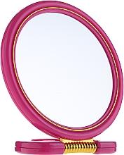 Düfte, Parfümerie und Kosmetik Kosmetikspiegel mit Ständer 5046 rosa - Top Choice