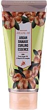 Düfte, Parfümerie und Kosmetik Essenz mit Arganöl für strapaziertes und lockiges Haar - Welcos Around me Argan Damage Curling Essence