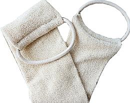 Düfte, Parfümerie und Kosmetik Rückenschrubber beige - Lynia