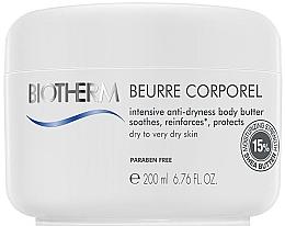 Düfte, Parfümerie und Kosmetik Feuchtigkeitsspendende Körperbutter - Biotherm Beurre Corporel Intensively Hydrating Body Butter