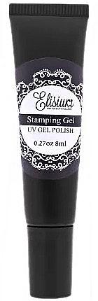 UV Stamping Nagellack - Elisium Stamping Gel