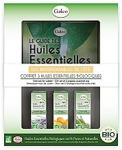 Düfte, Parfümerie und Kosmetik Set mit ätherischen Ölen für Sommer - Galeo Vital Oils For Summer (Ätherisches Öl 3x10ml)