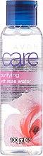 Düfte, Parfümerie und Kosmetik Klärendes Gesichtstonikum mit Rosenwasser - Avon Care Purifying Cleansing Toner