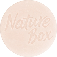 Düfte, Parfümerie und Kosmetik Festes Shampoo mit Mandelöl - Nature Box Shampoo Bar Almond Oil