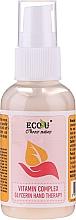 Düfte, Parfümerie und Kosmetik Handbehandlung mit Vitaminkomplex und Glycerin - Eco U